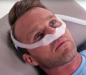 Respironics DreamWear Nasal CPAP Mask Headgear Sleep Phillips, Medium w/ Elbow