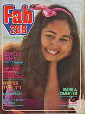 Fab 208 Magazine 4 August 1979     Leif Garrett     Dollar     Michael Deeks