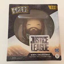 Funko Justice League Aquaman Dorbz Vinyl Figure #350 Dc Comics Collectible New