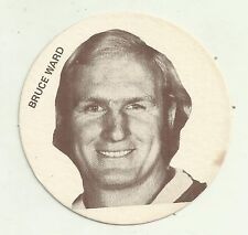 1975 BRUCE WARD PENRITH PANTHERS RUGBY LEAGUE  CLUB COASTER