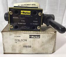 PARKER D3L1CN 30 Hydraulic Valve