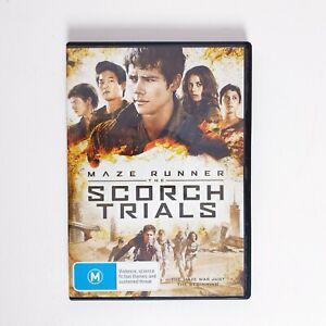 Maze Runner The Scorch Trials DVD Movie Free Postage Region 4 AUS - Action