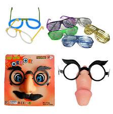 Funbrille Atzenbrille Gitterbrille Partybrille Scherzbrille Scherzartikel Party