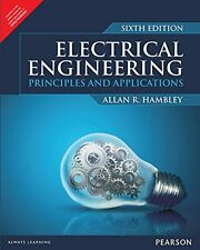 Electrical Engineering : Principles and Applications by  Hambley 6 ed INTL ED
