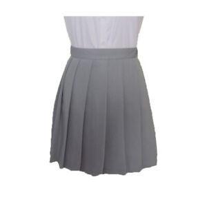 Harajuku Lolita JK Preppy A Line High Waist Short Pleated Skater Skirt Costume