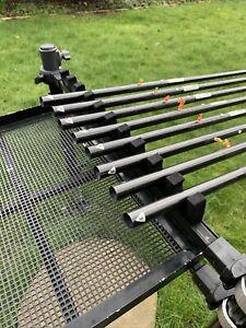 Guru Rive D36 XL Pole Kit Roost (10 Kit) Seat Box/Side Tray Attachment