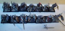 Warhammer Fantasy Vampire Counts Undead Skeleton Warriors x14
