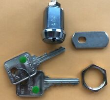 New Medeco 72S Cam Lock, High Security with 2 Keys