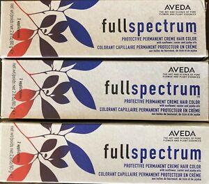 Aveda Fullspectrum Permanent Hair Color Gel Full Spectrum 4N 6N 7N 6BB 8BB 8WB