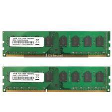 32GB 2X 16GB PC3-12800 DDR3-1600 MHz 240pin Desktop Memory Ram For AMD CPU Only