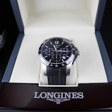 Longines L27444562 Conquest Automatic Chronograph 41mm, Neuzustand