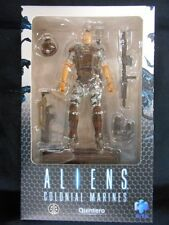 """ALIENS COLONIAL MARINES """"QUINTERO"""" ACTION FIGURE (HIYA TOYS) NEW"""
