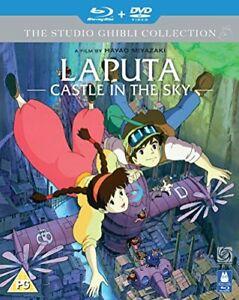Laputa: Castle In The Sky - Double Play (Blu-ray + DVD)[Region 2]