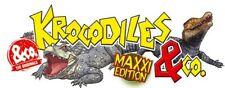 DeAgostini Krocodiles & Co. Maxxi Edition - Wähle aus allen 16 krokodilen - Neu