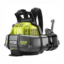Ryobi Backpack Leaf Blower 175 Mph 760 Cfm 38cc Engine Adjustable Speed