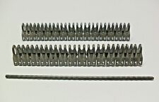 """MATO HEAVY PLATE LACING / BELT FASTENER 6.5""""/7""""   WITH NOTCHED PIN - 1 SPLICE"""