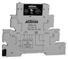 Kudom KSMD Series 24V dc DIN Rail Solid State Relay, PCB Pin