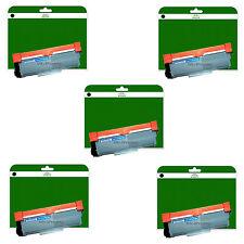 5 Toner Cartridges for Brother HL-L2300D L2340DW L2360DN L2365DW non-OEM TN2320