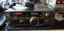 KENWOOD TS-140 RADIO HF 0-30 MHZ TRANSCEIVER RTX COMPLETO MICRO,CAVO MANUALE