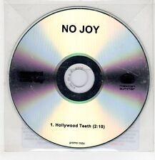 (GN379) No Joy, Hollywood Teeth - 2015 DJ CD
