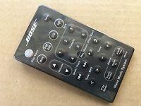 Original-bose wave music system remote control for AWRCC1 AWRCC2 Radio/CD blkSEA