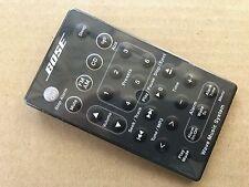 US genuine wave music system remote control for AWRCC1 AWRCC2 Radio/CD black BST