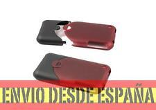 Carcasa Protectora Plastico duro iPhone 3G/iPhone 3GS (3 colores disponibles)