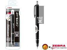 NJPW BULLET CLUB meet ZEBRA Mechanical pencil 0.5 Made in Japan free shipping