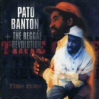 Pato Banton - Time Come [CD]