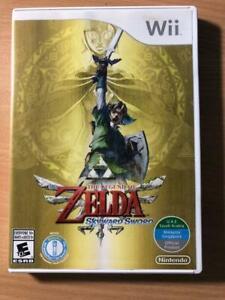 The Legend of Zelda: Skyward Sword (Wii) Singapore Ver English Language New
