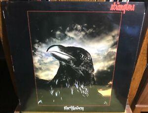 THE STRANGLERS the raven 1979 UK UNITED ARTISTS VINYL LP w/INNER SLEEVE
