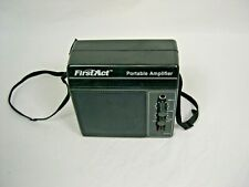 First Act Portable Guitar Amplifier Model MMA-55 With Shoulder Strap