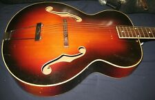 Vintage Guitar Supro El Capitan Early 50's Archtop Project