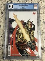 Justice League Odyssey 5 variant cover cgc