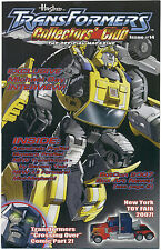 TRANSFORMERS COLLECTORS CLUB MAGAZINE #14 April May 2007