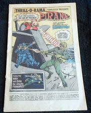 Thrill-O-Rama presents PIRANA Vol. 1 N0. 2 September 1966 Comic Book - no cover