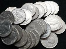 """1965 ELIZABETH II UK """"LUCKY"""" SIXPENCE COIN - MULTIPLE COINS AVAILABLE - WEDDINGS"""