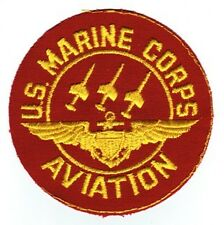 U.S. MARINE CORPS AVIATION - USMC PATCH