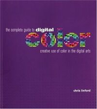 The Complete Guide to Digital Color New Book Photography Camera Colour