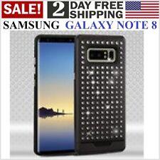 Estuche Covertor Case Cover Accesorios de lujos para Samsung Galaxy Note 8 Hot