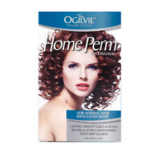 Home Perm for Normal Hair with Extra Body Ogilvie Salon Styles