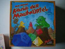 Spiel - KÖNIG DER MAULWÜRFEL von Zoch (Günter Burkhardt)