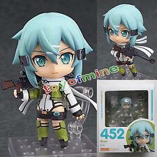 Sword Art Online II Sinon 452 Phantom pallottola Nendoroid PVC Figure in scatola