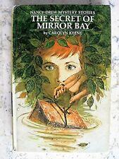 1st Ed. Nancy Drew #49 Secret of Mirror Bay RARE Yellow Nancy VGC