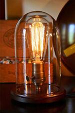 Lampes vintage/rétro en verre pour la maison