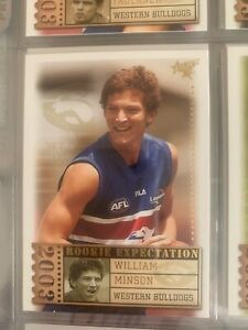 2003 Select XL - Rookie Expectation - William Minson #259
