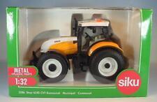 Siku 1/32 Nr. 3286 Steyr 6240 CVT Kommunal Traktor Trecker Schlepper OVP #1176