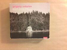 RARE COFFRET 5 CD / GRIGORY SOKOLOV JOUE BETHOVEN, SCHUBERT, CHOPIN, PROKOFIEV..