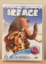Ice Age - Extreme Cool Edition (DVD, 2-Disc Set, Region 4, 2002)