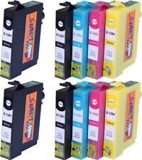 10 XL Chip Patronen für Epson Stylus SX435W SX440W SX445W T1281-T1284 T1285